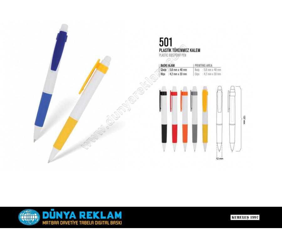 Plastik Kalemler